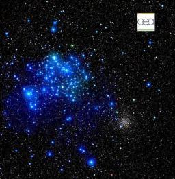 Communication du Département d'Astrophysique