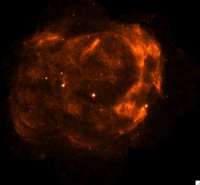 Restes de supernova