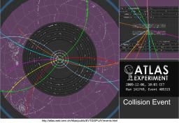 The beautiful awakening of the giant ATLAS