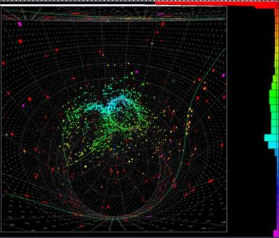 Tokaï-Kamioka en une milliseconde : Les premiers neutrinos de T2K