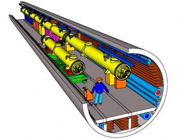 Modules accélérateurs résistifs et supraconducteurs
