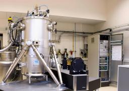 Le cryostat de l''imageur Mirim