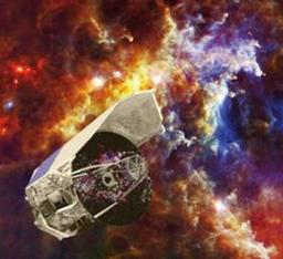 Cinq galaxies lointaines détectées grâce à Herschel