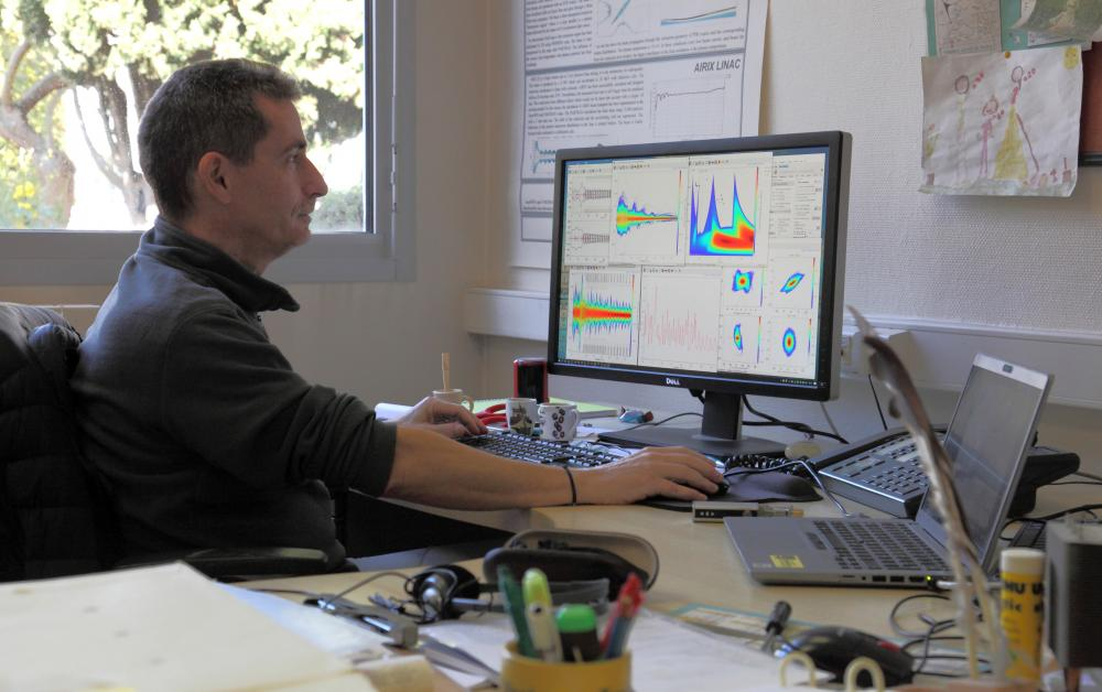 Laboratoire d''études et de développements pour les accélérateurs (Léda)