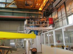 Liquéfacteur-réfrigérateur Cello associé à la station d'essais JT 60SA