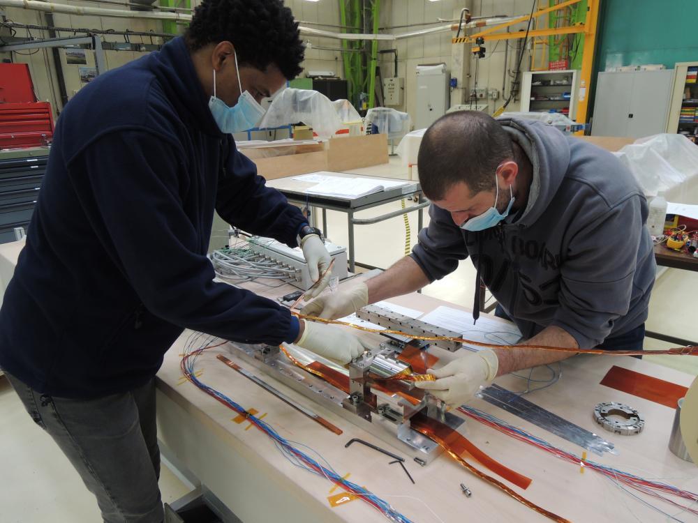 Laboratoire d''études des aimants supraconducteurs (Léas)