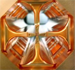 Radiofrequency quadrupoles