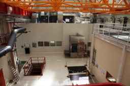 A chemistry laboratory and clean room for Supratech