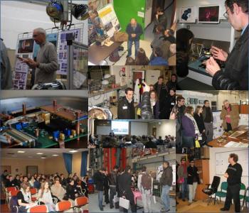 Master's day de l'Irfu du 29 janvier 2011