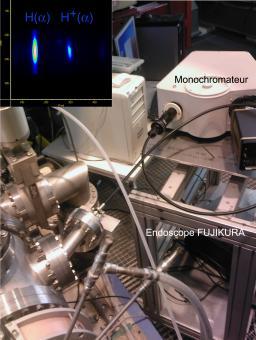 Particle accelerator instrumentation
