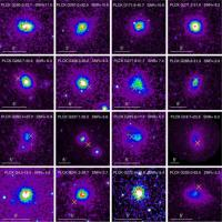 Planck discovers some amazing galaxy clusters