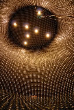Des neutrinos en flagrant délit de métamorphose