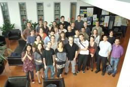 « Rencontres de physique de l'infiniment grand à l'infiniment petit » 2011 : promotion Georges Charpak