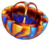 Le modèle du Soleil en trois dimensions récompensé