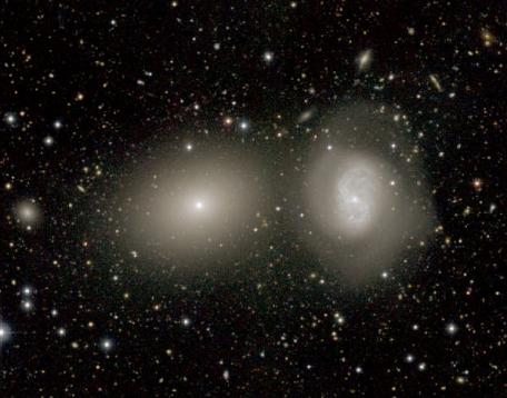 Conflit de générations stellaires