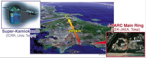 Le prix La Recherche en Physique d�cern� � l�exp�rience T2K d�oscillation de neutrinos