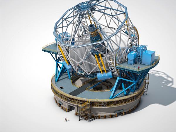 Le télescope européen géant E-ELT définitivement accepté