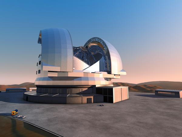 The European Extremely Large Telescope (E-ELT) finally approved