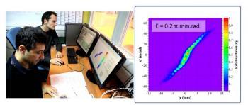 Record mondial pour l'injecteur de Deutons d'IFMIF et 1er instrument de l'approche élargie livré au Japon