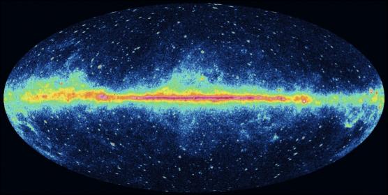 Record mondial de citations pour le catalogue Fermi
