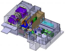 Le système à haut champ 11.7 T Iseult pour la plateforme Neurospin