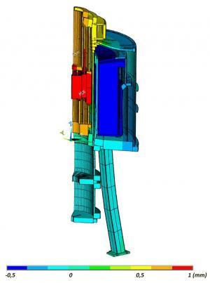 La bobine supraconductrice pour l'aimant hybride du LNCMI
