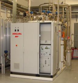 Les grands systèmes de refroidissement