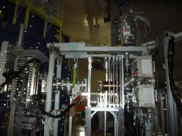 La cible d'hydrogène liquide pour le projet Minos