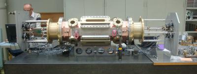 The LINAC4 radio frequency quadrupole