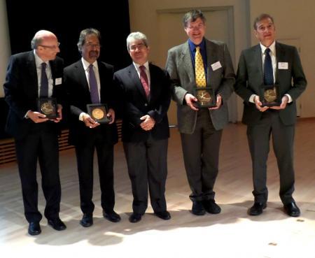 Prix EPS HEPP 2013 pour les physiciens d'ATLAS et CMS