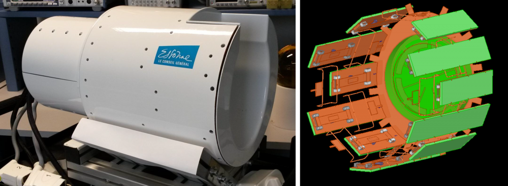 The ISEULT high magnetic field imager for the NEUROSPIN platform