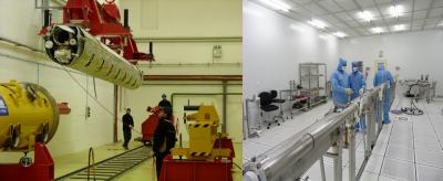 Tests réussis à Desy du premier cryomodule XFEL intégré par le CEA