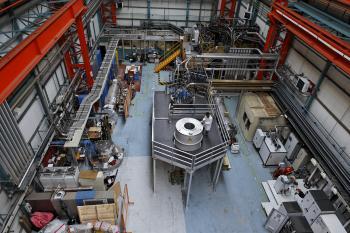 The SEHT test facility