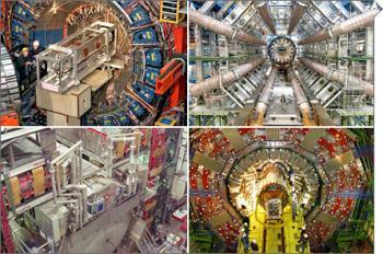 Le LHC et le Tevatron ensemble au top