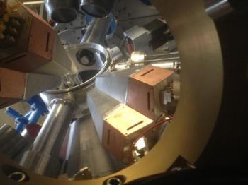 AGATA, le détecteur européen itinérant, arrive au Ganil