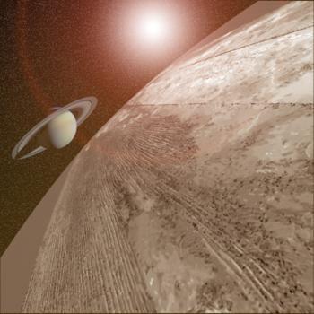 Mers de sable sur Titan