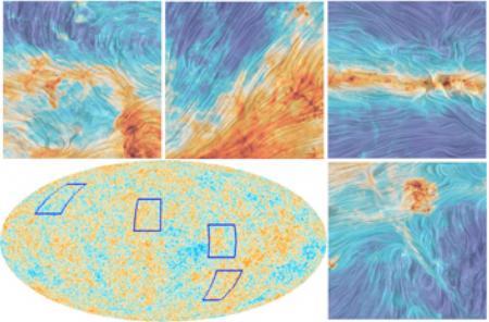 PLANCK : Nouvelles révélations sur la matière noire et les neutrinos fossiles