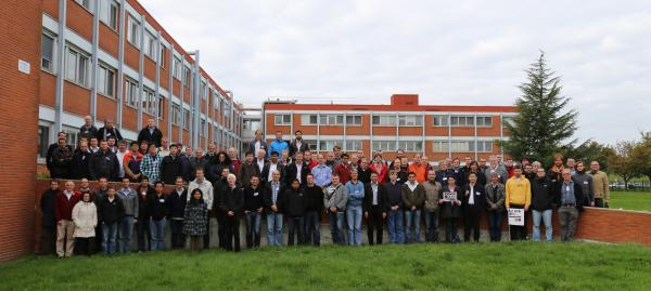 réunion de collaboration EPICS : automne 2014