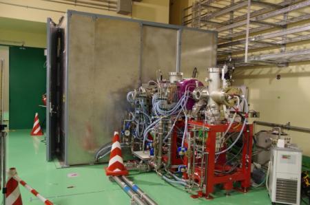 Premier faisceau d'ions IFMIF sur le site de Rokkasho au Japon