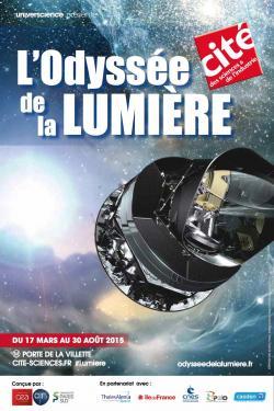 2015 : L'Odyssée de la  Lumière