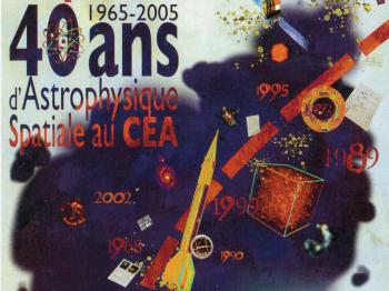 L'Astrophysique spatiale au CEA
