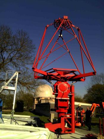 Exploration de l'Univers: Inauguration de la plateforme GATE