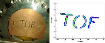 Développement d'un détecteur Micromegas 2D pour le contrôle du profil d'un faisceau de neutrons