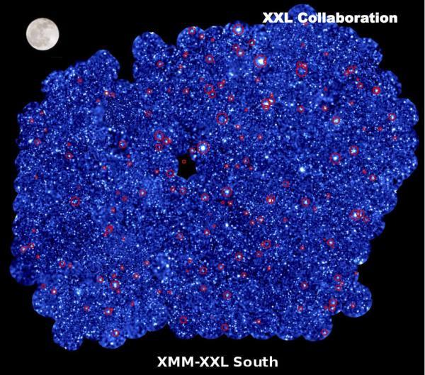 Un sondage de l'univers en dimensions XXL