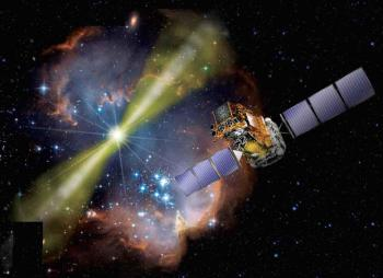 No  gamma echo to the merger of two black holes