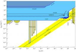 CERN AXION SOLAR TELESCOPE (CAST)