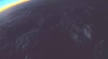 Cocote s'envole dans la stratosphère !