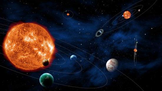 Attraction mutuelle étoile-planète