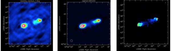 Une optique adaptative pour la radioastronomie