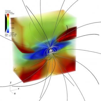 Vents magnétiques stellaires